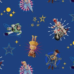 Jersey print med Toy Story