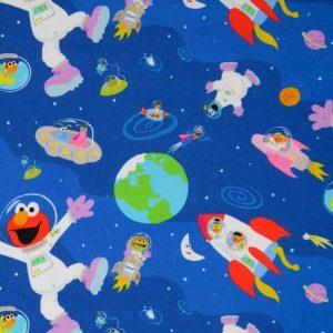 Jersey print med Sesame Street