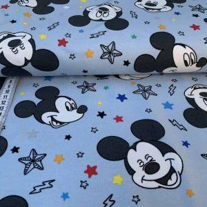 Mickey Mouse blå