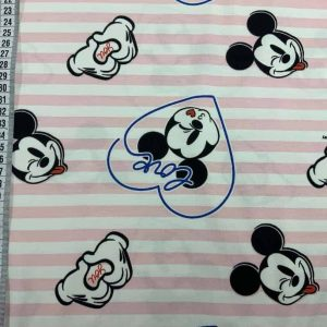 Mickey Mouse striber