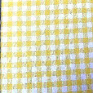 Jersey med tern (gul)