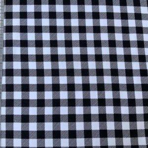 Jersey med tern (sort)