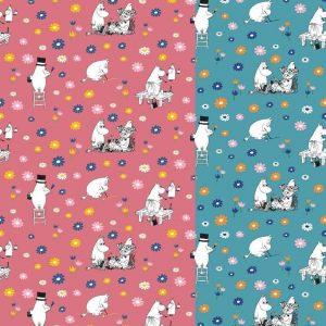 Jersey print med Mumi 3.0
