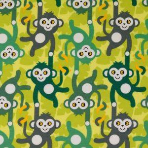 Jersey med aber - grøn