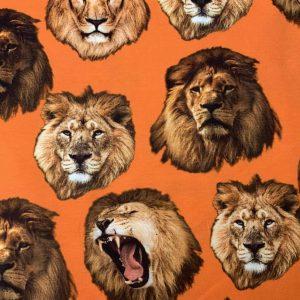 Jersey print med løver