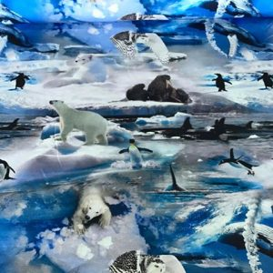 Jersey print - polar
