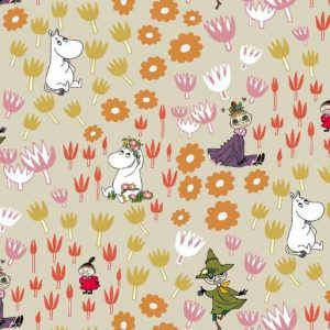 Moomins flower 2
