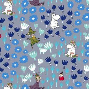 Moomins flower 3