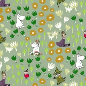 Moomins flower 4